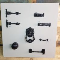 Black Door Ironmongery